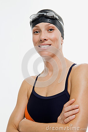 Free Swimmer Stock Photo - 36095670