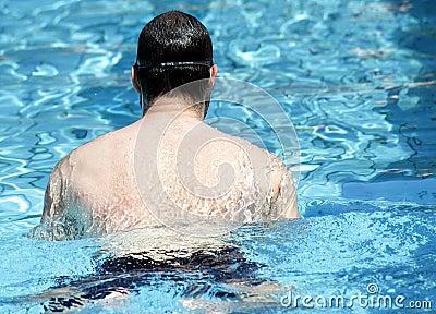 Swimming Breastroke Professional