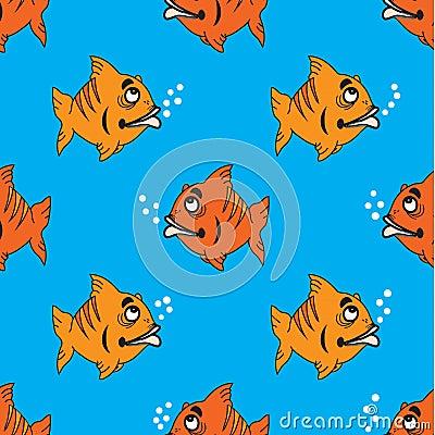 Swimming fisg