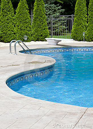 Free Swimming Pool Royalty Free Stock Image - 20369996