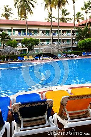 Free Swimming Pool Royalty Free Stock Image - 4697876
