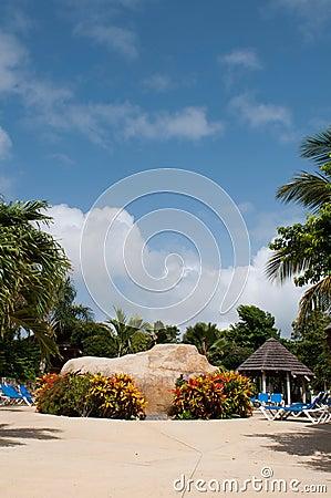 Free Swimming Pool Area Stock Photo - 21443520