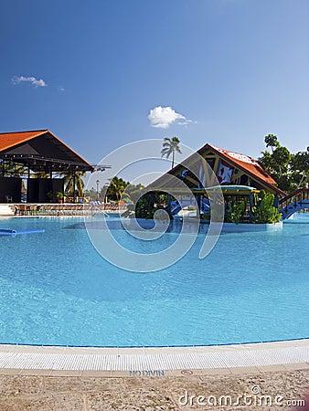 Swimming Pool in Cuba