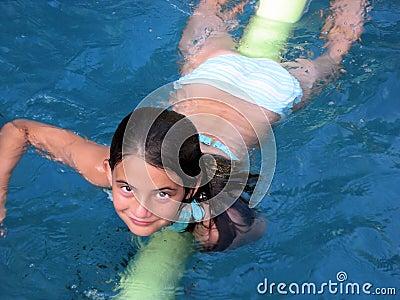 Swimming Pool Girl