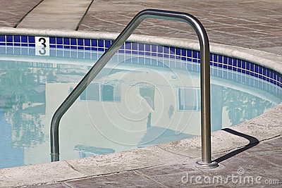 Swimming Pool Handle