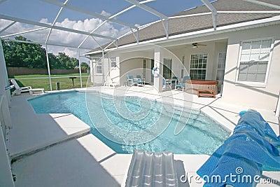 Swimming Pool and Lanai