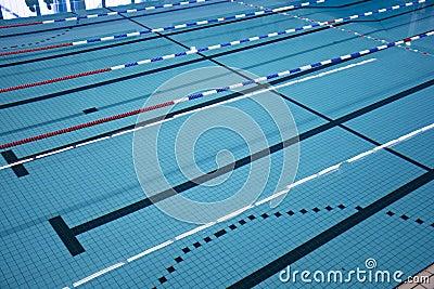 Swimming pool lanes royalty free stock image image 36117756 - Olympic swimming pool lanes ...