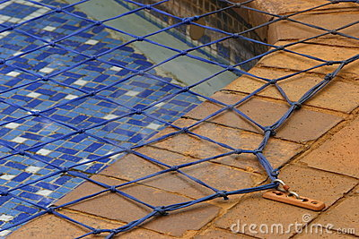 Swimming pool net