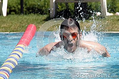 Swimming professional