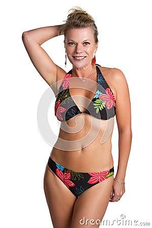 Swimsuit Woman