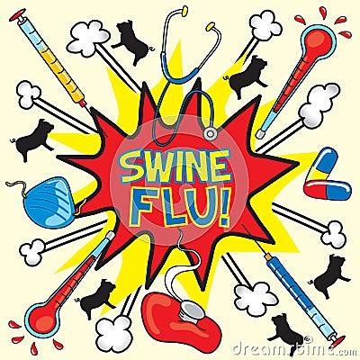 Swine flu!