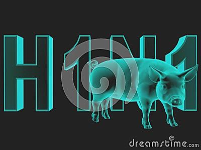 Swine Flu.