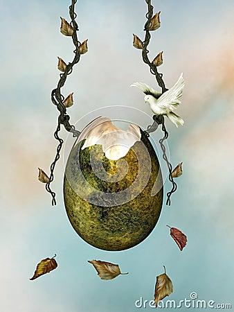 Swing egg