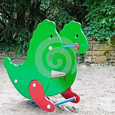 swing at the playground