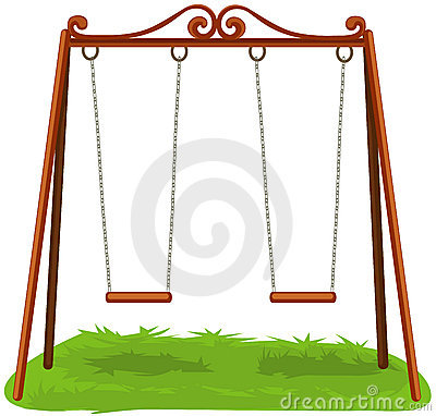 Free Swings Royalty Free Stock Photo - 13027455