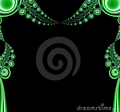 Swirl Abstract Background Design