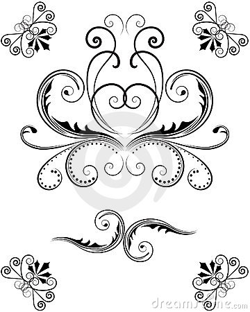 Swirl elem