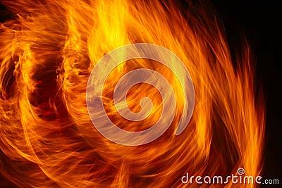Swirl of Fire