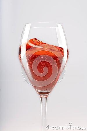 Swirling Rosé