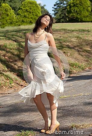 Swirling Skirt