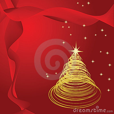 Swirly Christmas