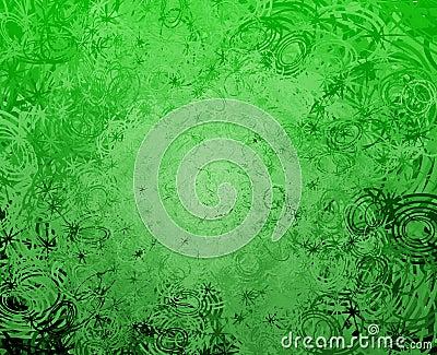 Swirly grunge