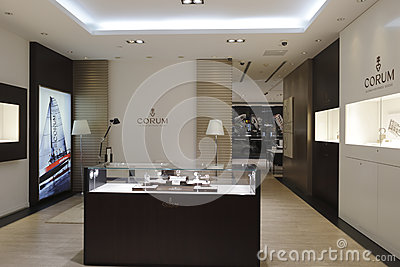 Swiss corum watches shop