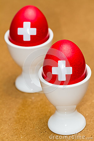Swiss eggs