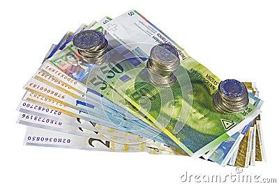 Swiss Money, Isolated