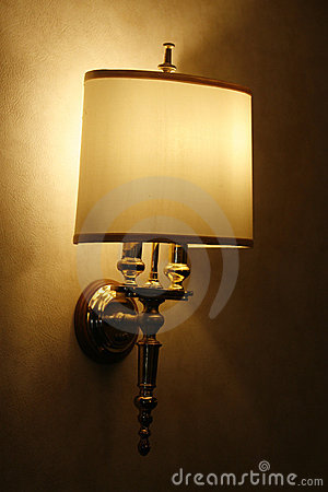 Switch on lamp