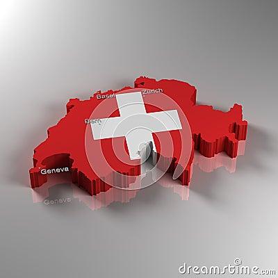 Free Switzerland Stock Photo - 12343820