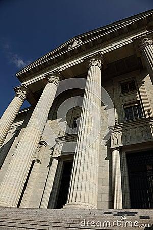 Switzerland Federal Court Building
