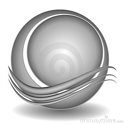 Swoosh Circle Web Site Logo 3