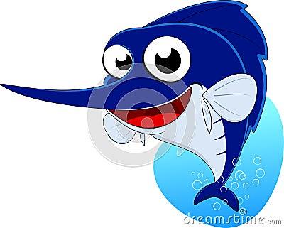 Sword fish , Blue Marlin Fish