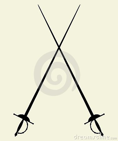Swords Vector 01