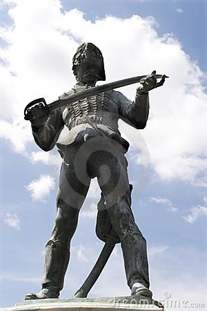 Swordsman from Hunagary - Budapest