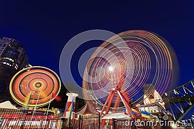 Sy Luna Park 2 wheels