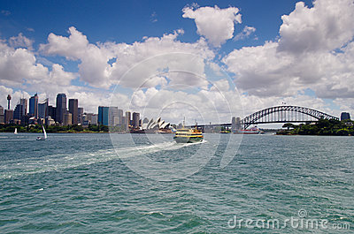 Sydney Editorial Stock Photo