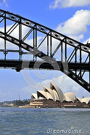 Sydney Australia Editorial Image