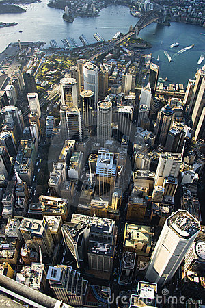 Free Sydney Australia Downtown. Stock Photo - 4484630