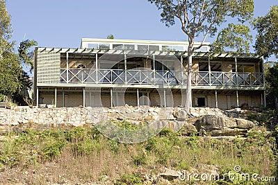 Sydney Australia Suburban Home