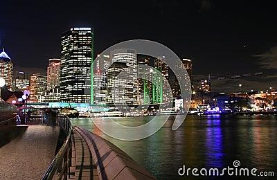 Sydney city, Australia Editorial Photography