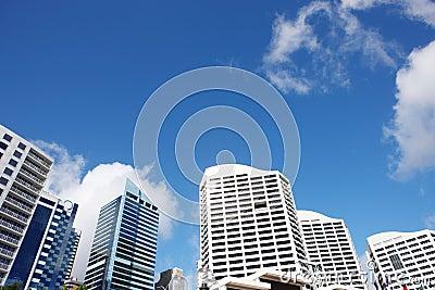 Sydney city scenes