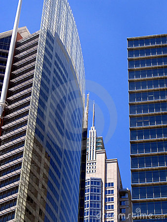 Free Sydney Corporate Buildings Stock Photos - 409703