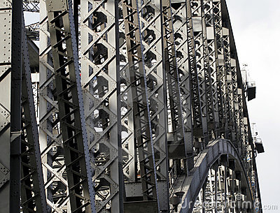 Sydney-Hafen-Brücke