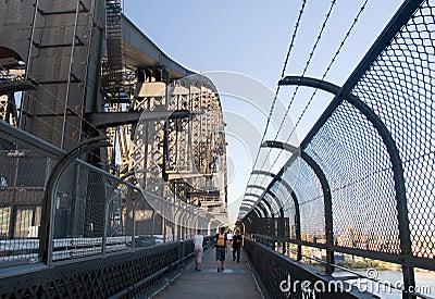 Sydney Harbour Bridge Editorial Image
