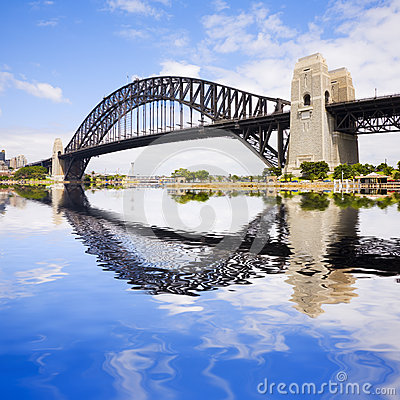 Free Sydney Harbour Bridge Stock Images - 25087154