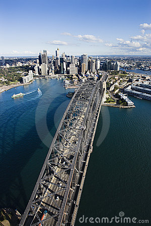 Free Sydney Harbour Bridge. Stock Photography - 4484432