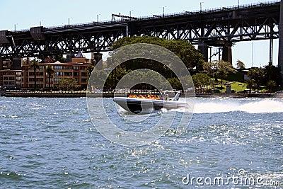 Sydney Jet Boat