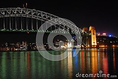 Sydney nightshot